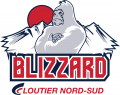 Trois-Rivieres Blizzard 2014 15-Pres Primary Logo decal sticker