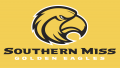 Southern Miss Golden Eagles 2003-2014 Alternate Logo iron on sticker