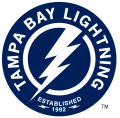 Tampa Bay Lightning 2018 19-Pres Alternate Logo iron on sticker