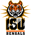 Idaho State Bengals 1997-2018 Secondary Logo decal sticker