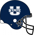 Utah State Aggies 2012-Pres Helmet Logo iron on sticker