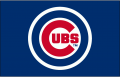 Chicago Cubs 1982-1989 Jersey Logo iron on sticker