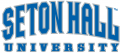 Seton Hall Pirates 1998-Pres Wordmark Logo 02 decal sticker