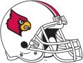 Louisville Cardinals 2013-Pres Helmet decal sticker