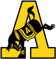 Army Black Knights 1974-1999 Primary Logo decal sticker