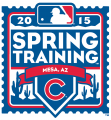 Chicago Cubs 2015 Event Logo iron on sticker