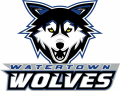 Watertown Wolves 2014 15-Pres Primary Logo decal sticker
