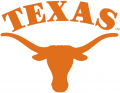 Texas Longhorns 1974-Pres Secondary Logo 01 decal sticker