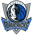 Dallas Mavericks 2017 18-Pres Primary Logo iron on sticker
