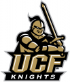 Central Florida Knights 2007-2011 Primary Logo decal sticker