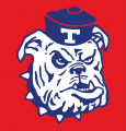Louisiana Tech Bulldogs 1966-1978 Alternate Logo decal sticker