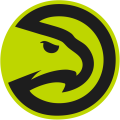 Atlanta Hawks 2015-16 Pres Alternate Logo decal sticker