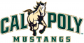 Cal Poly Mustangs 2007-Pres Primary Logo decal sticker