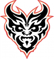 San Francisco Demons 2001 Alternate Logo decal sticker