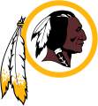 Washington Redskins 1983-Pres Primary Logo decal sticker