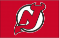 New Jersey Devils 1999 00-Pres Jersey Logo iron on sticker