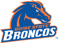 Boise State Broncos 2002-2012 Alternate Logo 02 decal sticker