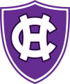 Holy Cross Crusaders 2014-Pres Secondary Logo 03 iron on sticker