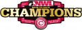 Vancouver Canadians 2012 Champion Logo decal sticker