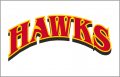 Atlanta Hawks 1999-2007 Jersey Logo decal sticker