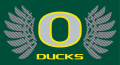 Oregon Ducks 2011-Pres Alternate Logo 01 iron on sticker