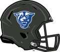 Georgia State Panthers 2014-Pres Helmet Logo decal sticker