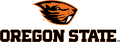 Oregon State Beavers 2013-Pres Alternate Logo iron on sticker