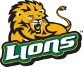 Southeastern Louisiana Lions 2003-Pres Secondary Logo decal sticker