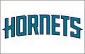 Charlotte Hornets 2014 15-Pres Jersey Logo iron on sticker