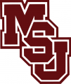 Mississippi State Bulldogs 1986-1995 Primary Logo decal sticker