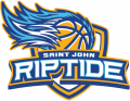 Saint John Riptide 201617-Pres Primary Logo decal sticker