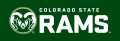 Colorado State Rams 2015-Pres Secondary Logo 04 iron on sticker