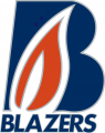 Kamloops Blazers 2015 16-Pres Primary Logo decal sticker