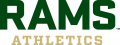 Colorado State Rams 2015-Pres Wordmark Logo 03 iron on sticker