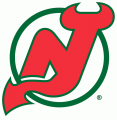 New Jersey Devils 1986 87-1991 92 Primary Logo iron on sticker