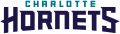 Charlotte Hornets 2014 15-Pres Wordmark Logo iron on sticker