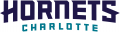 Charlotte Hornets 2014-Pres Wordmark Logo iron on sticker