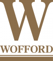 Wofford Terriers 1987-Pres Alternate Logo iron on sticker
