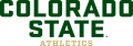 Colorado State Rams 2015-Pres Wordmark Logo iron on sticker