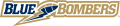 Winnipeg Blue Bombers 2005-2011 Wordmark Logo 2 decal sticker