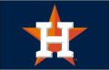 Houston Astros 2013-Pres Cap Logo decal sticker