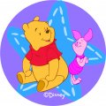 Disney Piglet Logo 14 decal sticker