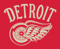 Detroit Red Wings 2013 14 Special Event Logo decal sticker