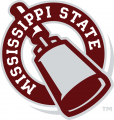 Mississippi State Bulldogs 2009-Pres Alternate Logo 06 decal sticker