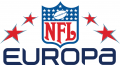 NFL Europe 1998-2007 Logo decal sticker