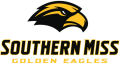 Southern Miss Golden Eagles 2015-Pres Primary Logo iron on sticker