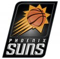 Phoenix Suns Plastic Effect Logo decal sticker