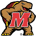 Maryland Terrapins 2012-Pres Secondary Logo iron on sticker