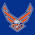 Airforce New York Islanders Logo decal sticker