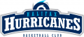 Halifax Hurricanes 2015-2017 Wordmark Logo decal sticker